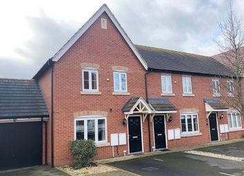 Thumbnail 3 bed detached house to rent in Corbetts Way, Thame, Oxfordshire