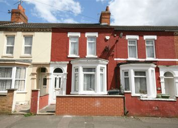 Thumbnail 2 bed terraced house to rent in Alexandra Road, Wellingborough, Northamptonshire