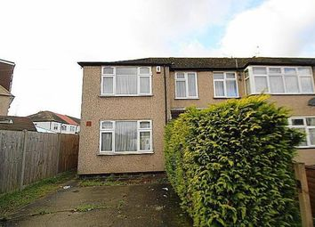 Thumbnail 3 bed end terrace house to rent in Midhurst Gardens, Middlesex
