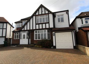 Thumbnail 5 bedroom detached house to rent in Carlton Close, Edgware