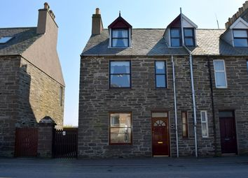 Thumbnail 4 bed end terrace house for sale in Willowbank, Wick