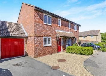 Thumbnail 3 bed semi-detached house for sale in Holder Road, Maidenbower, Crawley