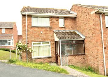 Thumbnail 2 bed end terrace house to rent in Sycamore Road, Southill, Weymouth, Dorset