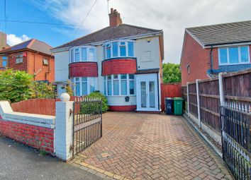 Thumbnail 2 bed semi-detached house for sale in Junction Street, Dudley