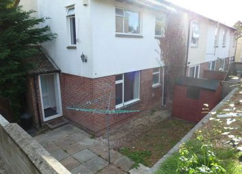 Thumbnail 1 bed terraced house to rent in Spire Hill Park, Saltash, Cornwall