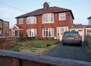 Thumbnail 3 bed semi-detached house for sale in Redburn Estate, Acomb, Hexham