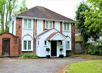 Thumbnail 4 bed detached house to rent in Old Slade Lane, Iver