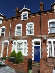 Thumbnail 4 bed terraced house to rent in Sydney Road, Exeter