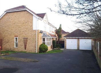 Thumbnail 4 bed detached house to rent in Chestnut Lane, Kingsnorth, Ashford