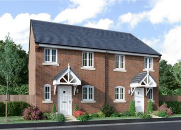 """Thumbnail 3 bed semi-detached house for sale in """"Clifton"""" at Stourbridge Road, Parkgate, Kidderminster"""
