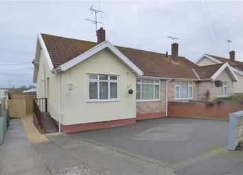 Thumbnail 2 bed semi-detached bungalow for sale in South Lawn, Locking, Weston-Super-Mare