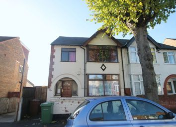 Thumbnail 4 bed terraced house to rent in Allington Avenue, Nottingham