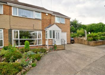 Thumbnail 4 bed semi-detached house for sale in Rosamond Place, Bradway, Sheffield