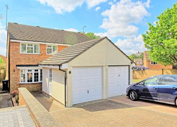 Thumbnail 3 bed semi-detached house for sale in Aldwyke Rise, Ware