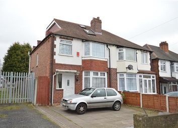 Thumbnail 4 bedroom semi-detached house for sale in Foden Road, Great Barr, Birmingham