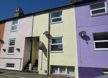 Thumbnail 1 bed terraced house for sale in Ingestre Street, Harwich