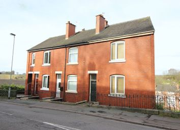Thumbnail 3 bedroom terraced house for sale in Belle Vue, Leek, Staffordshire