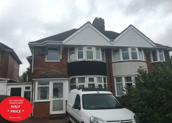 Thumbnail Room to rent in Rowan Road, Rm 2, Sutton Coldfield