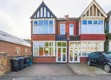 Thumbnail 4 bed semi-detached house for sale in Burgoyne Road, London