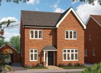 "Thumbnail 4 bed detached house for sale in ""The Aspen "" at The Poppies, Meadow Lane, Moulton, Northwich"