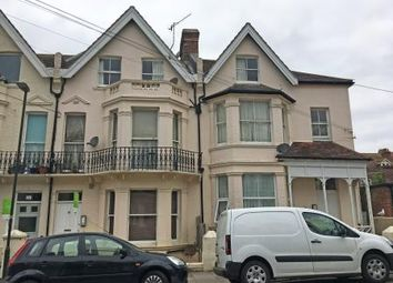 Thumbnail Studio for sale in Flat 1, 30-32 Wilton Road, Bexhill-On-Sea, East Sussex