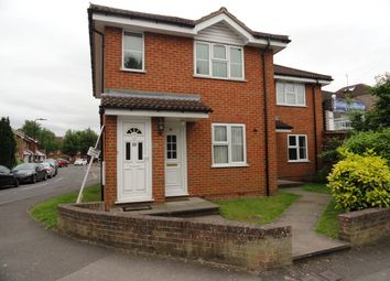 Thumbnail 1 bed maisonette to rent in Church Road, Northolt