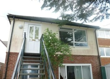 Thumbnail 1 bed flat to rent in Old Milton Road, New Milton
