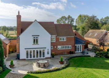 Thumbnail 4 bed detached house for sale in Maldon Road, Langford, Maldon, Essex
