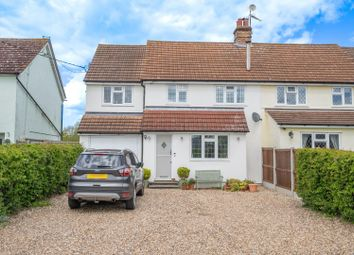 Thumbnail 3 bed semi-detached house for sale in Crix Green, Felsted, Dunmow