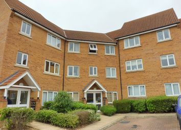 Thumbnail 1 bed flat for sale in Creswell Place, Cawston, Rugby