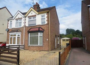 Thumbnail 2 bedroom semi-detached house to rent in High Street, Fletton, Peterborough