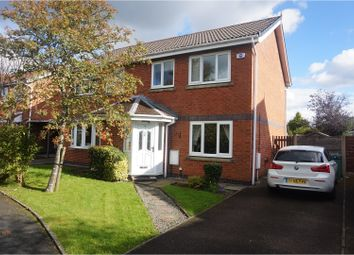 Thumbnail 3 bedroom semi-detached house to rent in Haseley Close, Manchester