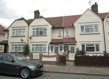 Thumbnail 4 bed terraced house to rent in Langton Avenue, London