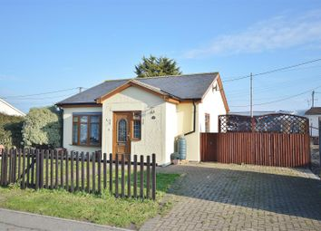 2 bed detached bungalow for sale in Colne Way, Point Clear Bay, Clacton-On-Sea CO16