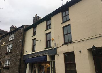 Thumbnail 1 bed flat to rent in Flat A, 2 Finkle Street, Sedbergh