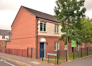 Thumbnail 3 bed end terrace house for sale in Cedar Court, Catchgate, Stanley, Durham