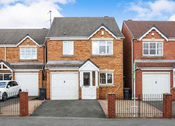 Thumbnail 3 bed detached house for sale in Egerton Road, Erdington, Birmingham