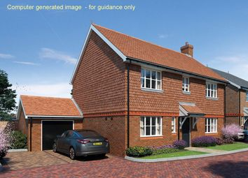 Thumbnail 3 bed detached house for sale in Halsey Meadows, Ricardo Court, Bramley, Guildford