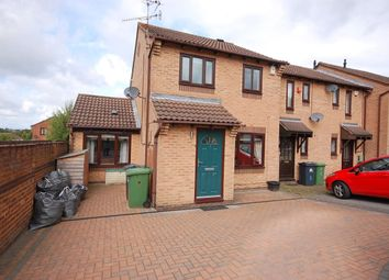 Thumbnail 3 bed semi-detached house for sale in Culworth Close, Belper
