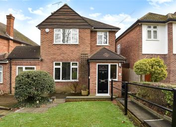 Thumbnail 3 bed detached house for sale in Swakeleys Road, Ickenham, Middlesex