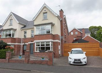Thumbnail 5 bedroom semi-detached house for sale in 22, Holland Park, Belfast