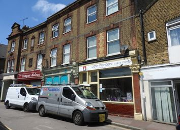 Thumbnail Studio to rent in Manor Road, Gravesend