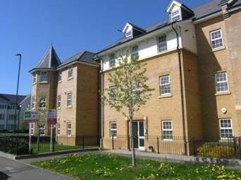 Thumbnail 1 bed flat to rent in Eastbury Way, Redhouse Rise, Priory Vale