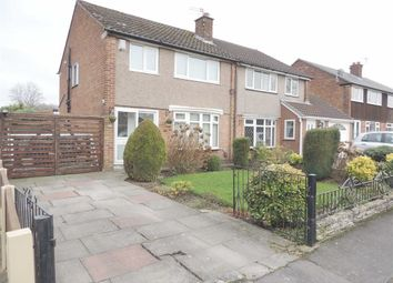 Thumbnail 3 bedroom semi-detached house for sale in Birch Tree Avenue, Hazel Grove, Stockport