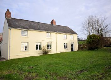 Thumbnail Land for sale in Wellewen, Llangoedmor, Cardigan, Ceredigion.