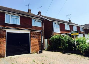 Thumbnail 3 bed semi-detached house for sale in Collard Road, Willesborough, Ashford, Kent