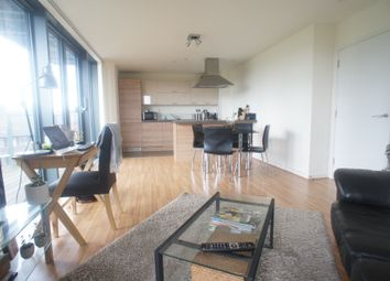Thumbnail 2 bed flat to rent in Sky Apartments, London