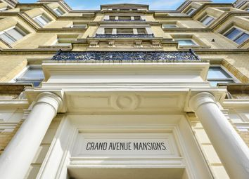 Thumbnail 1 bed flat to rent in Grand Avenue Mansions, Grand Avenue, Hove, East Sussex