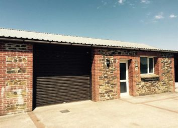 Thumbnail Light industrial to let in Unit 2, Higher Trevibban, Wadebridge, Cornwall