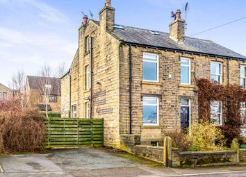 Thumbnail 4 bedroom semi-detached house for sale in Long Lane, Honley, Holmfirth